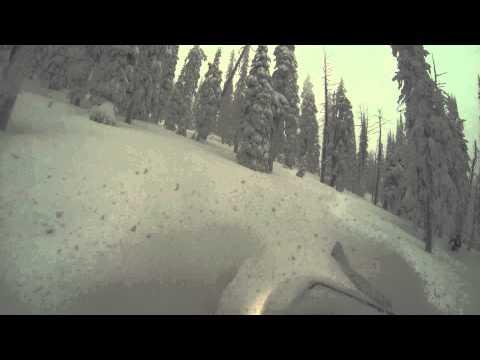 Keith Curtis Early Season Ride Northern Montana