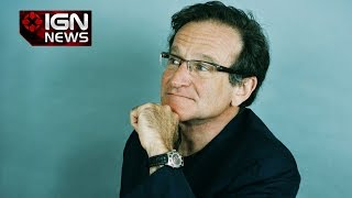 Robin Williams Found Dead At Age 63 IGN News