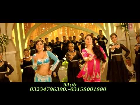 &'Dil Mera Muft Ka&' Official Full Video Song Agent Vinod 2012 Ft  Kareena Kapoor !! HD 1080p Full H