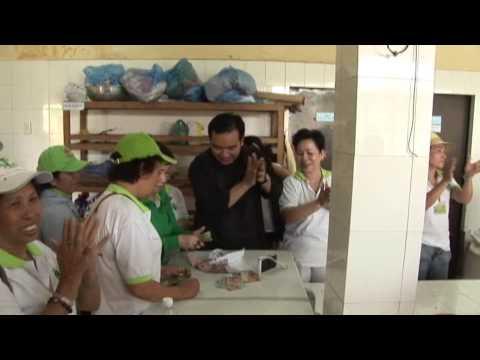 CT THVNN - LM JB Nguyen Sang - Phuc vu benh nhan tai benh vien tam than Tien Giang
