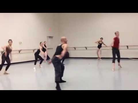 2014 BMD Summer Dance Intensive - Contemporary Class