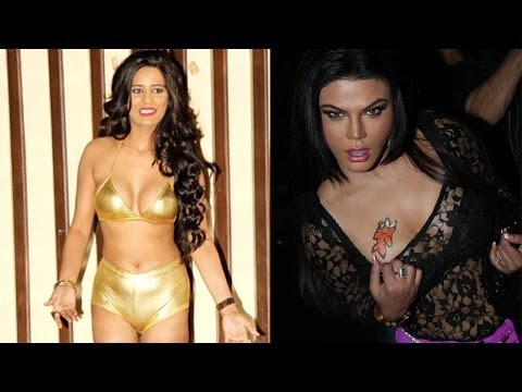 Poonam Pandey & Rakhi Sawant's Strip Show: A Competition On Who Looks Worse