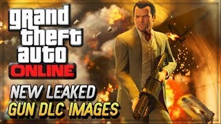 GTA 5 DLC Leaked Guns, Grenade Launcher, Sniper & Plane In GTA V Online (GTA 5 Online Gameplay DLC)