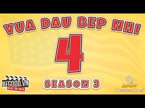 [Full màn hình] Vua Đầu Bếp Nhí Mỹ Mùa 3 Tập 4 - Masterchef Junior US Season 3 Episode 4
