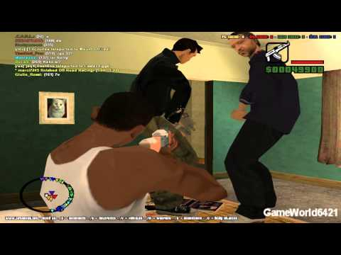 2 Morons Mastrubating On Cj's Bed Gta San Andreas Online