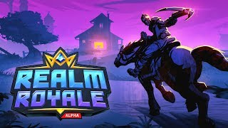 Realm Royale - Early Access Alpha