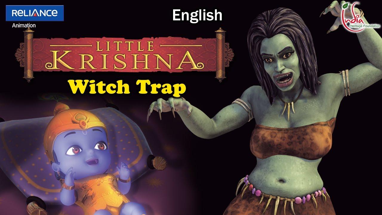 Kids English Movies Witch