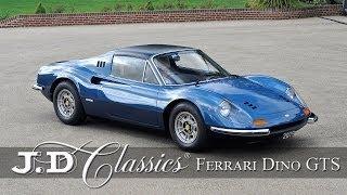 Ferrari Dino GTS - J.D Classics