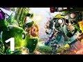 Plants VS Zombies Garden Warfare   Let's Play en Español   Capitulo 1