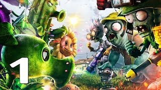Plants VS Zombies Garden Warfare Let's Play En Español