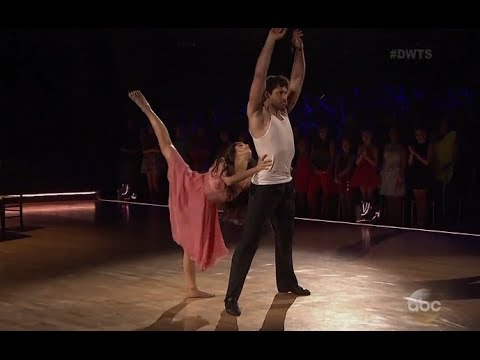 DWTS 18 WEEK 8  : Meryl Davis & Maks - Rumba (May 5th) || Dancing With The Stars 2014