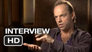 The Hobbit: An Unexpected Journey Hugo Weaving Interview