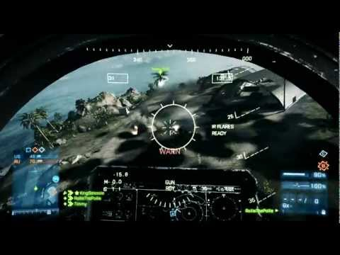 Battlefield 3: Wake Island Gameplay Trailer -osAlxzndbao