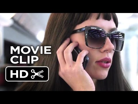 Lucy Movie CLIP - Drugs (2014) - Scarlett Johansson Action Movie HD