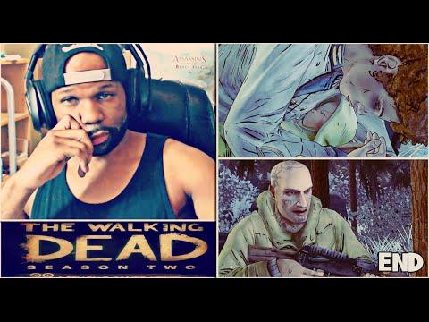 The Walking Dead Season 2 - Episode 4 - Part 3 - Episode Ending!