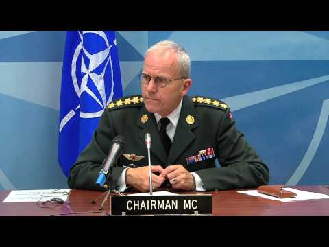 NATO Chiefs of Defence Meeting - Closing remarks - Q&A Session