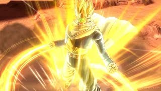 Dragon Ball Xenoverse Mystery (Created) Character Goes