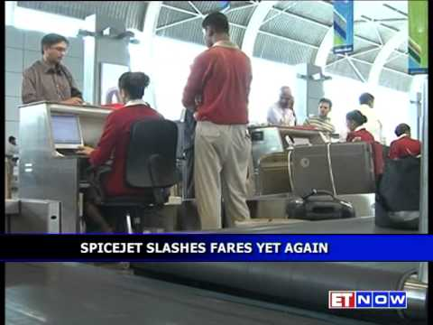 SPICEJET SLASHES FARES