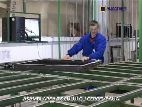 ALMATERM - producator tamplarie PVC / Aluminiu