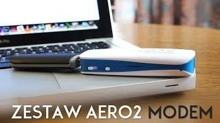 Router Mobilny + Modem Dla Aero2 Od WiFi Partner