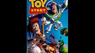 Digitized Opening To Toy Story (UK VHS Version 2)