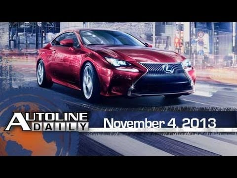 Detroit 3 Outsell Almost Everyone Else in October - Autoline Daily 125