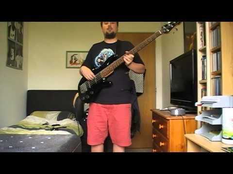 Muse - Supermassive Black Hole Bass Cover