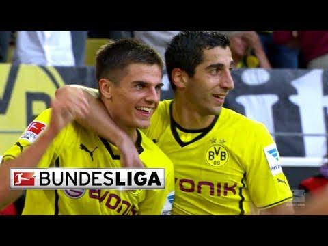 Henrikh Mkhitaryan - Dortmund's New Star