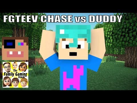 TIPPED ARROWS IN YOUR BUTT! Minecraft Pocket Edition  v0.15.0 Update Random Fun w/ FGTEEV Chase