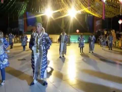 Dança Portuguesa Realeza de Portugal 2014 em Centro do Guilherme-MA