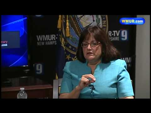 Kuster discusses Syria, health care