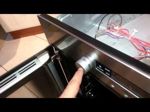Backofen thermostat reparieren