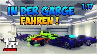 GTA 5 Online: IN DER GARAGE FAHREN GLITCH 1.17 Deutsch