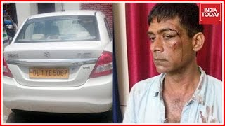 Ola Driver Beaten Up For Denying Ride To African Nationals