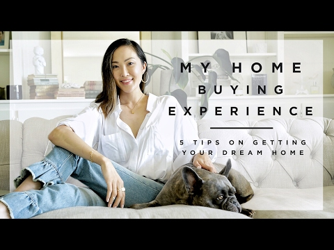 My Home Buying Experience | 5 Tips on Getting Your Dream Home