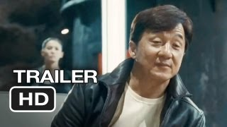Chinese Zodiac TRAILER (2012) Jackie Chan Movie HD