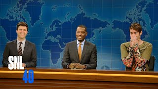 Weekend Update: Stefon Returns - SNL