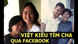 Cô gái Mỹ gốc Việt tìm thấy cha sau 48 năm nhờ...Facebook