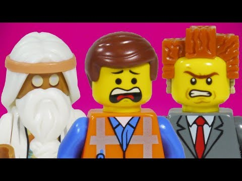 LEGO Movie Trailer Parody