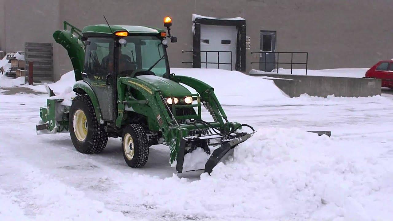 John Deere Snow Plow : John deere snow plow bing images