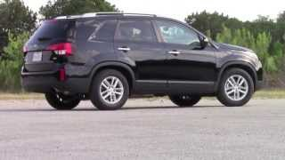 2014 KIA Sorento-- Test Drive And Review