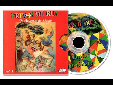 VASSOURINHAS (TEMA) - FREVOS DE RUA (OS MELHORES DO SÉCULO) - VOL. 1