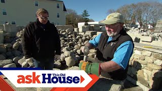How to Cut and Shape Stones with Hand Tools