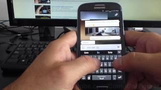 Cómo Usar Whatsapp En Android Samsung Galaxy S3 Español