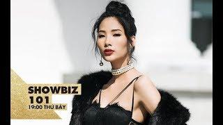 Hoàng Thùy lột xác từ Next Top Model đến Hoa hậu Hoàn vũ | Showbiz 101 | VIEW