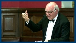 Professor John Lennox | God DOES exist