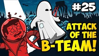 Minecraft: I'M A GHOST!!! - Attack of the B-Team Ep. 25 (HD)