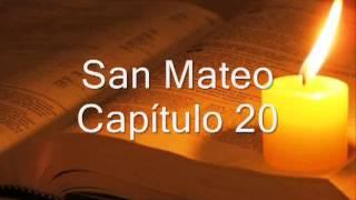 Evangelio Según Mateo: Audio Libro Completo