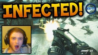 """EPIC ENDING!"" - GHOSTS ""INFECTED"" Gameplay LIVE w/ Ali-A! - (Call of Duty: Ghost)"