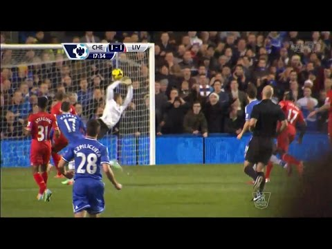 Chelsea Vs Liverpool 2-1 (EPL 13/14) - Highlights & All Goals